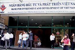 Theo kế hoạch đã duyệt, vốn điều lệ của BIDV sẽ tăng lên 14.599,7 tỷ đồng.