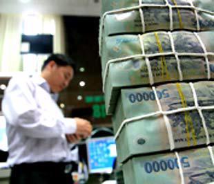 Ngân hàng Nhà nước tiếp tục hỗ trợ các ngân hàng thương mại bù đắp chi phí đầu vào thông qua việc tiếp tục tăng lãi suất tiền gửi dự trữ bắt buộc - Ảnh: TN.