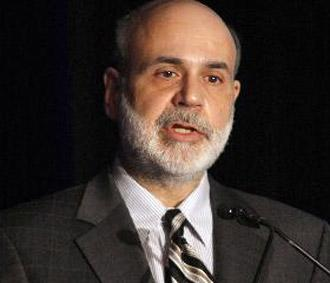 Chủ tịch FED Ben Bernanke.