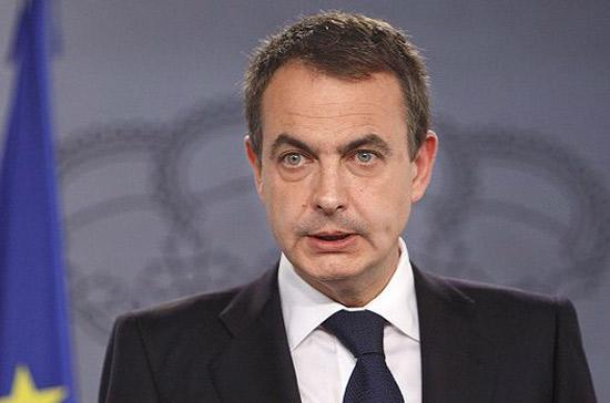 Thủ tướng Tây Ban Nha, Jose Luis Rodriguez Zapatero.
