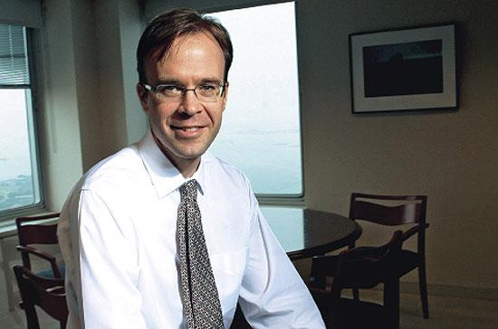 Chuyên gia kinh tế trưởng Jan Hatzius.