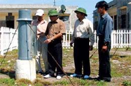 Theo chiến lượcphát triển ngành khí tượng thủy văn đến năm 2020, Việt Nam phải tự động hóa trên 90% số trạm quan trắc.