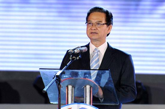 Theo Thủ tướng, trong khi kiên trì tìm kiếm một giải pháp cơ bản và lâu dài, Việt Nam yêu cầu các bên liên quan kiềm chế, không có các hoạt động làm phức tạp thêm tình hình ở biển Đông - Ảnh: Chinhphu.vn.