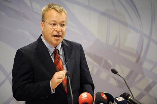 Ông Stephen Elop - Ảnh: AP.