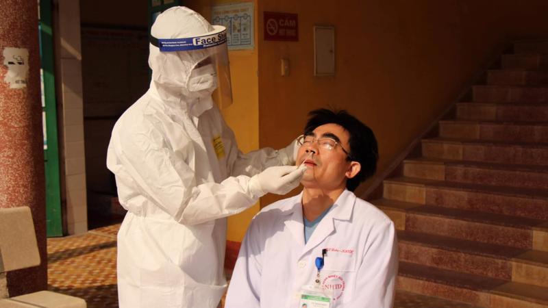 Ảnh - Bộ Y tế.