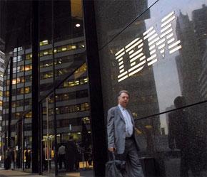 Trong quý 2, IBM thu được khoản lợi nhuận 2,26 tỷ USD trong tổng doanh thu 23,8 tỷ USD.