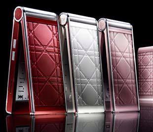 Chiếc Dior Phone của Dior.