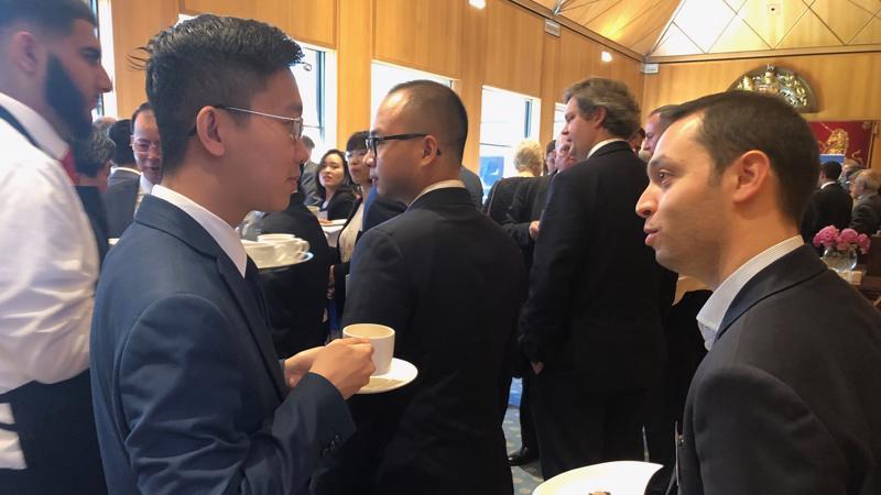 Nhà đầu tư Anh quốc trao đổi về cơ hội đầu tư vào Việt Nam
