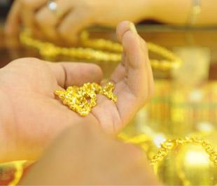 Tuần này, giá vàng trong nước đã điều chỉnh về mặt bằng chung với giá vàng thế giới.