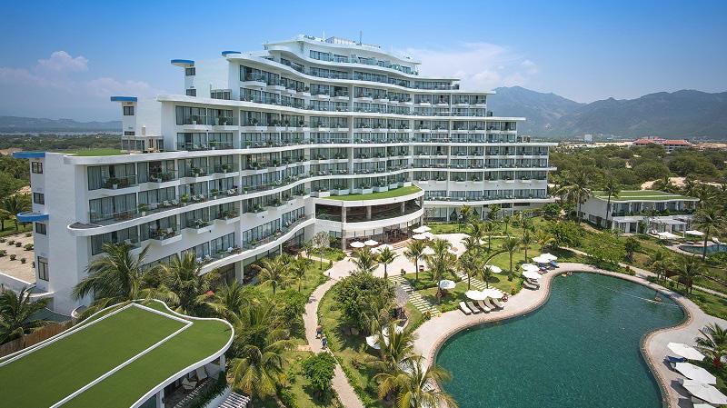 Riviera có không gian mở, thuận tiện cho họp lớp, team building kết hợp nghỉ dưỡng.