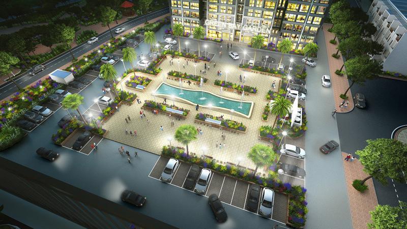Dự án Green Bay Garden thuộc Khu đô thị Halong Marina rộng 248ha, Bãi Cháy, Hạ Long, Quảng Ninh do BIM Land thuộc BIM Group làm chủ đầu tư.