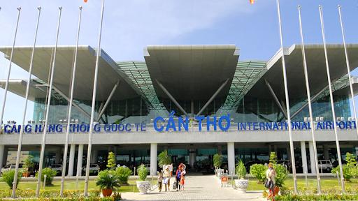 Cảng hàng không quốc tế Cần Thơ.
