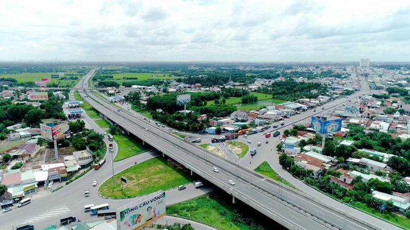 Cao tốc Biên Hòa - Vũng Tàu có tổng mức đầu tư Dự án là 18.805 tỷ đồng - Ảnh minh họa