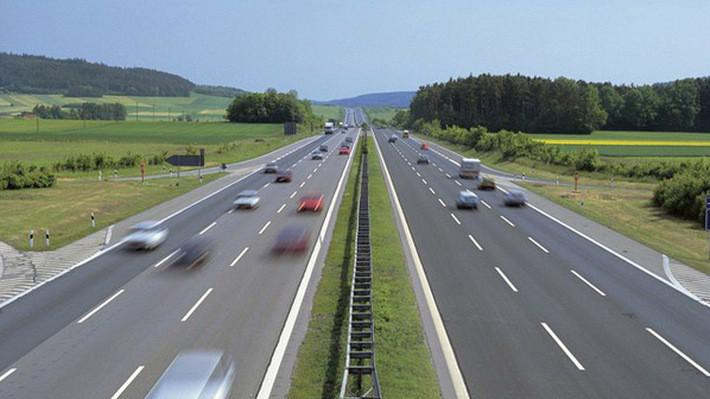 Dự án cao tốc Bắc Giang - Lạng Sơn dài 64km, có tổng mức đầu tư 12.188 tỷ đồng - Ảnh minh họa.