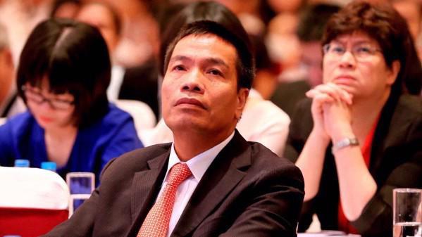 Ông Cao Xuân Ninh - Tân chủ tịch Hội đồng quản trị Eximbank.
