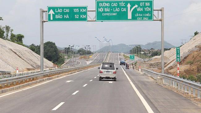 Dự án đường cao tốc Tuyên Quang - Phú Thọ sẽ kết nối với cao tốc Nội Bài - Lào Cai.