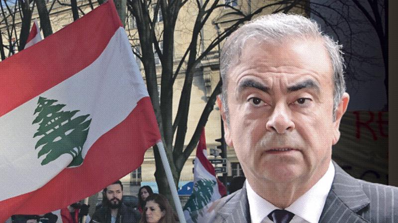 Trong thời gian chờ ngày hầu tòa ở Nhật Bản vì gian lận tài chính, Cựu chủ tịch Nissan Carlos Ghosn đã tẩu thoát sang Lebanon - Ảnh: AP.
