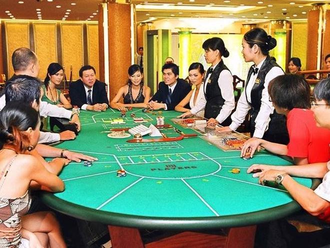 """<span style=""""font-family: Arial; font-size: 14px;"""">Trong số các casino đang hoạt động, casino tại Grand Hồ Tràm Strip (Vũng Tàu) là lớn nhất với 90 bàn chơi.</span>"""