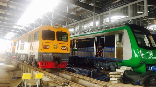 Nguy cơ đường sắt Cát Linh - Hà Đông đến năm 2019 khai thác thương mại?