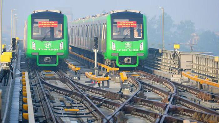 Vướng mắc 1% còn lại khiến dự án đường sắt Cát Linh - Hà Đông chưa thể đi vào vận hành do thiếu hồ sơ quản lý chất lượng.