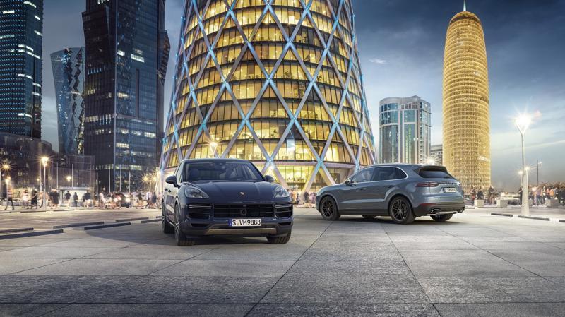 Với những tín đồ của thể loại xe SUV, việc cầm lái Porsche Cayenne thế hệ mới chắc chắn sẽ đem lại những trải nghiệm thú vị.