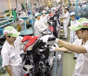 Sau khi nhà máy mới đi vào hoạt động, công suất sản xuất xe máy của Honda Việt Nam sẽ lên đến 1,5 triệu chiếc/năm.