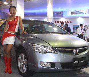 Honda Civic là mẫu xe có mức tăng giá cao hơn hẳn.