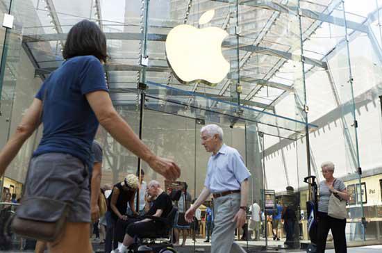 Apple chào đời năm 1976 trong một garage ôtô, tới nay là công ty có giá trị vốn hóa lớn nhất nhì thế giới.