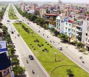 Khu vực được đánh giá là có triển vọng nhất vẫn là phía Tây thành phố.