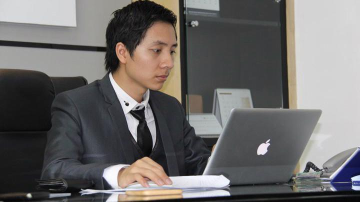 CEO Steven Nguyen của Luxstay là một người gốc Việt.