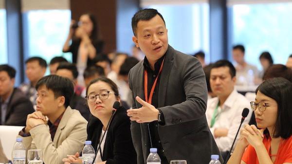 CEO Tiki Trần Ngọc Thái Sơn