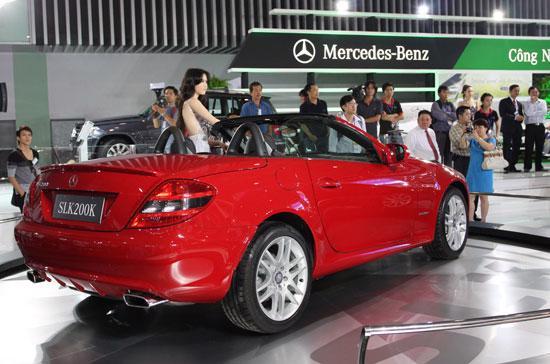 Vietnam Motor Show luôn là sự kiện góp phần làm nóng thị trường ôtô cuối năm - Ảnh: Đức Thọ.