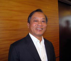Ông Trần Ngọc Cảnh, Tổng giám đốc Petro Vietnam.