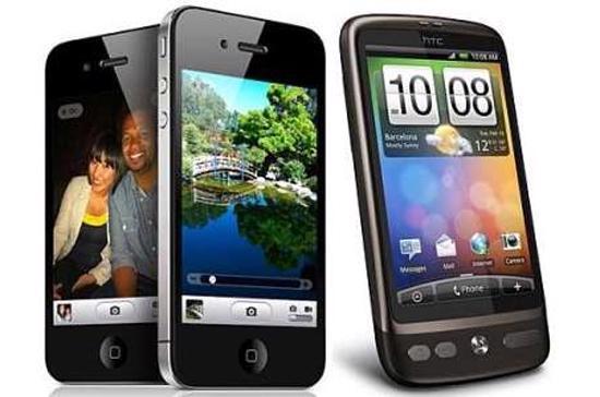 Theo giới phân tích, cuộc đấu giữa Apple và HTC thực ra là cuộc chiến giữa Apple và Google, vì hệ điều hành Android của Google được sử dụng trong nhiều loại điện thoại thông minh và máy tính bảng, đe dọa địa vị của Apple.