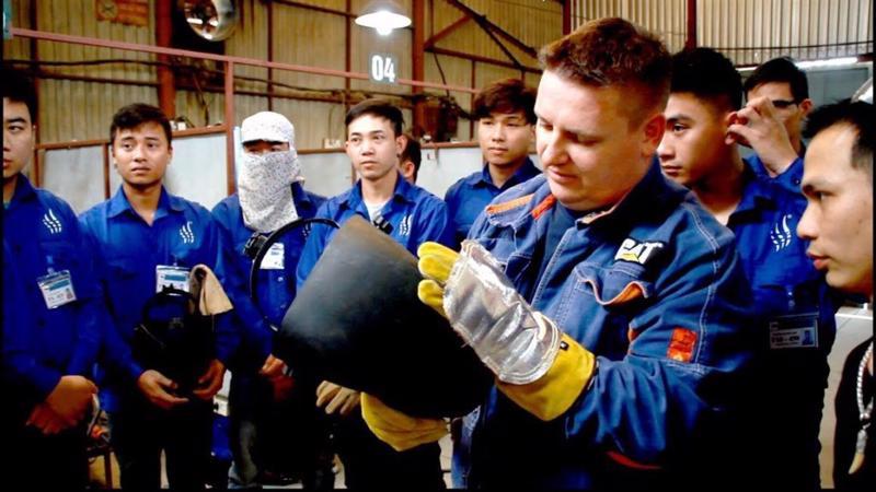 Mới chỉ có 9 thị trường Châu Âu có hợp đồng cung ứng tuyển dụng lao động phổ thông của Việt Nam. Ảnh minh họa.