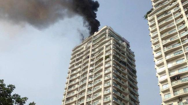 Từ 15/4,Các công trình xây dựng, trong đó có nhà chung cư sẽ phải mua bảo hiểm cháy nổ.