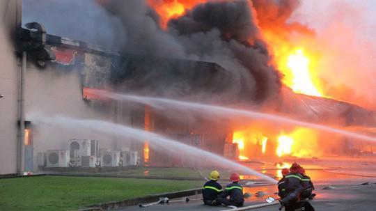 Nếu tính bình quân 5 tháng đầu năm, mỗi ngày xảy ra ra hơn 11 vụ cháy nổ với thiệt hại khoảng 7,7 tỷ đồng.