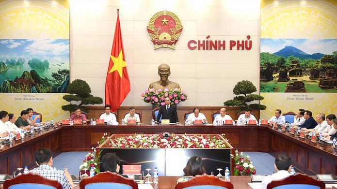 Đề án về cơ cấu tổ chức của Chính phủ nhiệm kỳ Quốc hội khóa 14 (2016 - 2021) chỉ được Chính phủ tiến hành trong thời gian rất ngắn trước ngày Quốc hội khóa 14 khai mạc kỳ họp thứ nhất và vẫn giữ nguyên cơ cấu của hai nhiệm kỳ trước