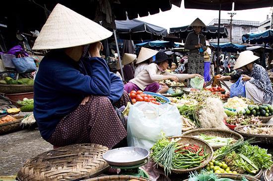 Thực phẩm và rau xanh tăng giá rất mạnh trong thờ gian gần đây.