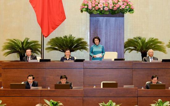 Chủ tịch Quốc hội đánh giá, các phiên chất vấn diễn ra trong không khí dân chủ, thẳng thắn, sôi nổi và xây dựng.