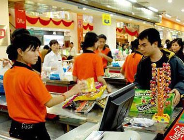 Tới thời điểm này, các doanh nghiệp đều đã sẵn sàng phục vụ nhu cầu của khách hàng vào dịp Tết.