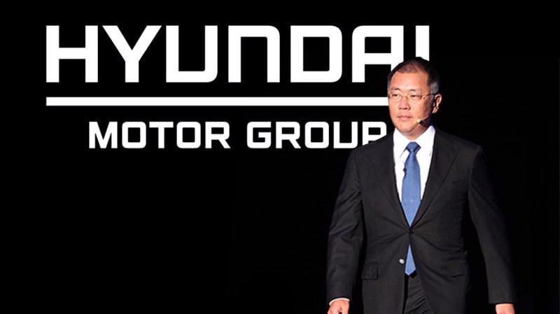 Chung Euisun, tân chủ tịch của Hyundai Motor. Ảnh: Yonhap.