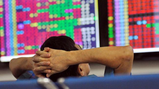 Nhà đầu tư nước ngoài là điểm tối duy nhất hôm nay.