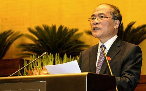 Chủ tịch Quốc hội cho biết, tại kỳ họp này, Quốc hội đã thẳng thắn chỉ ra những tồn tại, yếu kém cần có giải pháp đồng bộ để giải quyết.