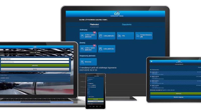 """Chiến lược """"di động là ưu tiên hàng đầu"""" của Citi giải quyết các nhu cầu tiếp cận dịch vụ ngân hàng của khách hàng ngay trên điện thoại di động của họ."""