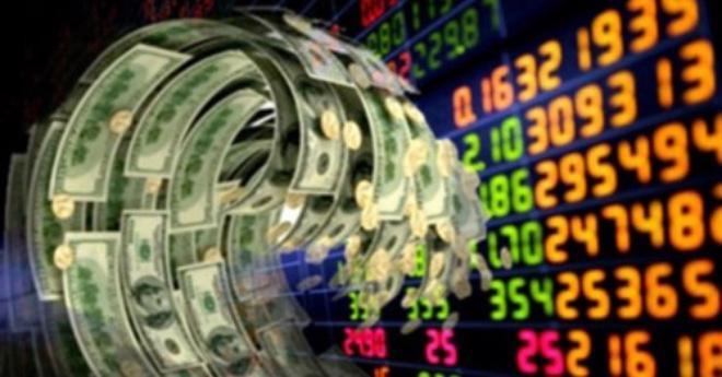"""Vốn hoá thị trường """"bốc hơi"""" 45.100 tỷ đồng (tương đương gần 2 tỷ USD) trong một phiên 9/8."""