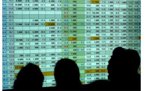Dòng vốn ngoại tiếp tục tăng trong năm 2012 là điểm nhấn của thị trường chứng khoán 2012.