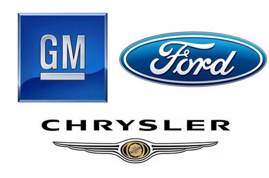 Ba đại gia xe hơi Mỹ đang là đòn bẩy tâm lý trong nền kinh tế Mỹ.
