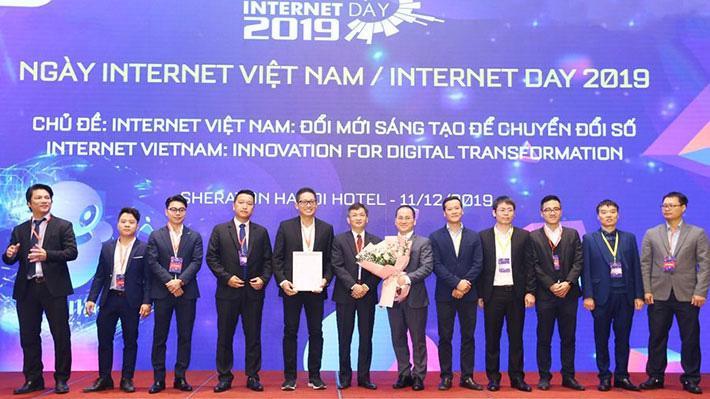 Lễ ra mắt Câu lạc bộ Điện toán đám mây và Trung tâm dữ liệu Việt Nam (VNCDC) ngày 11/12.