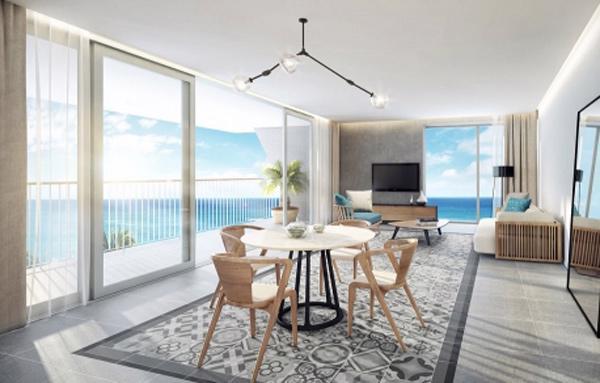 HoREA kiến nghị quy mô diện tích officetel từ 25-50 m2/phòng; đối  với căn hộ condotel thì có diện tích phù hợp với quy định về thiết kế  phòng khách sạn, resort.